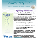 Lowcountry LPC Newsletter